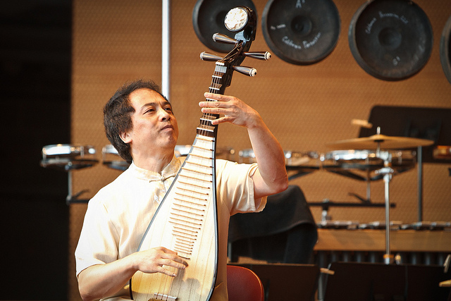 Pipa Master Wei Yang